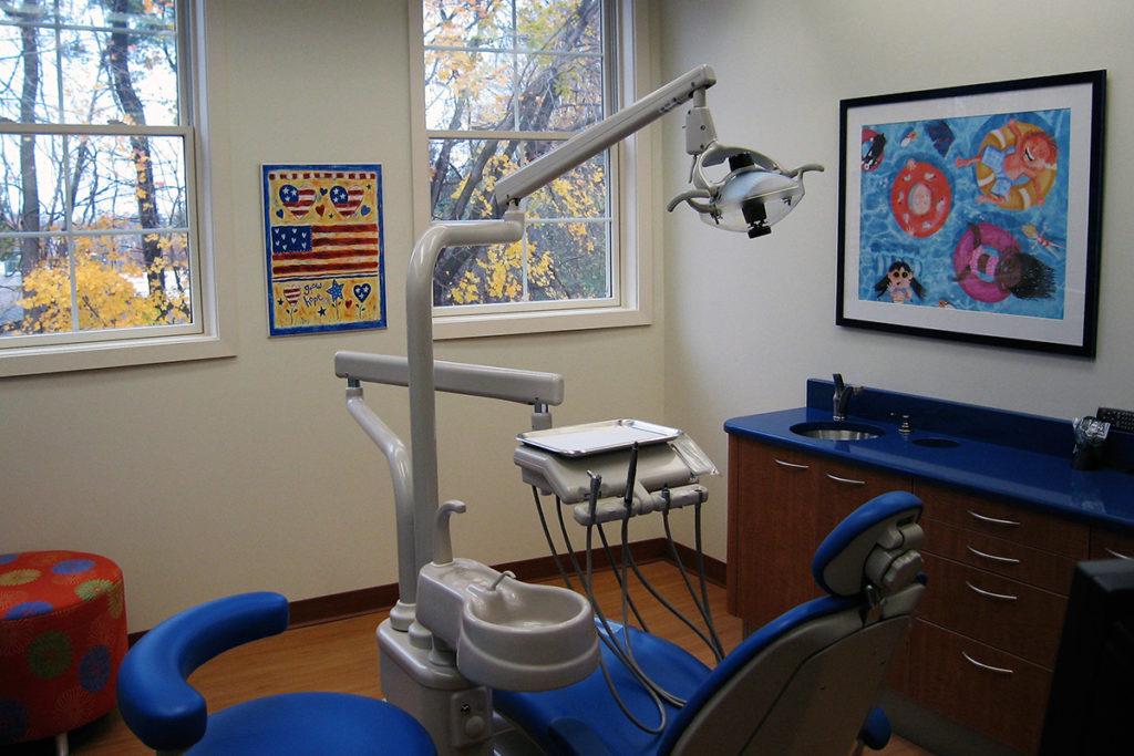 Mimi Leitzel Dental Office Interior Design